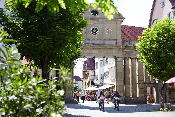 Bild 1 von Volksbank Hohenlohe, Hauptstelle Öhringen